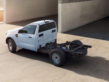 El Ranger Chasis-Cabina estará disponible en enero de 2021