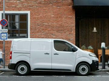 La Citroën ë-Jumpy llega con dos niveles distintos de autonomía