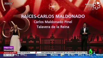 El ganador de MasterChef Carlos Maldonado recibe su primera estrella Michelin