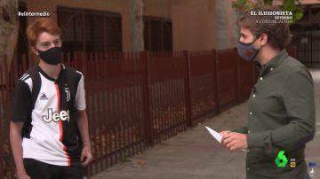 NO PUBLICAR/ Ibarburu obliga a unos jóvenes a deshacerse de dos amigos en directo