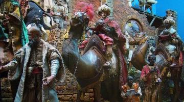 Reyes Magos. Belén Napolitano de Valladolid