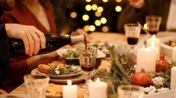 Así puedes evitar contagios de coronavirus en tu cena de Nochevieja