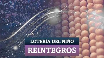 Reintegros Lotería de Navidad 2021