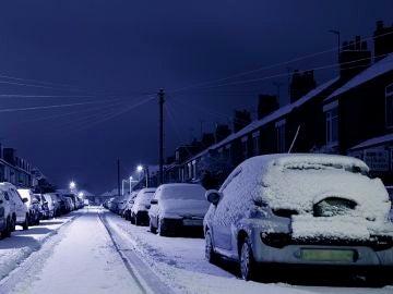 Calles nevadas