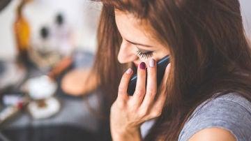 En una llamada