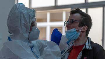 Cribado masivo con test de antígenos