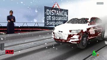 ¿Sabes cómo conducir en la nieve? En este vídeo te lo explicamos