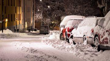 Nieve, viento y una ola de frío intenso seguirán azontando a todo el país