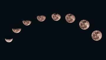 Calendario lunar 2021: fases lunares, superlunas y eclipses