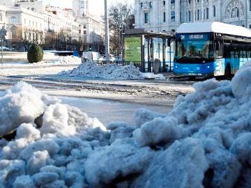 Última hora de la ola de frío en Madrid y España   Noticias sobre el temporal de nieve, en directo