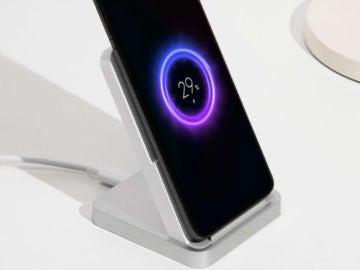 Carga inalámbrica de Xiaomi