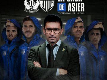 El nuevo cartel del Leganés