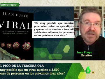 Juan Fueyo, neurólogo