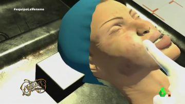 """La recreación en 3D de La Veneno que probaría que la muerte no fue accidental: """"Hay golpes de un posible agarre efectuado por el agresor"""""""