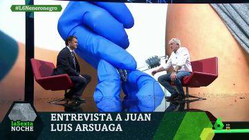 """Juan Luis Arsuaga: """"No hemos logrado crear una conciencia de esfuerzo colectivo, hay un problema de madurez social"""""""