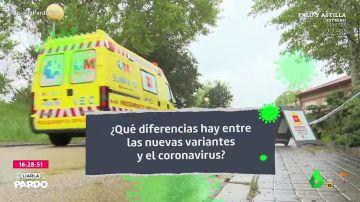 Preguntas y respuestas sobre las nuevas cepas del coronavirus: ¿Cuál es la más peligrosa? ¿Son efectivas las vacunas con ellas? ¿Puedo contagiarme si me vacuno?