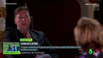 Carlos Latre en Liarla Pardo
