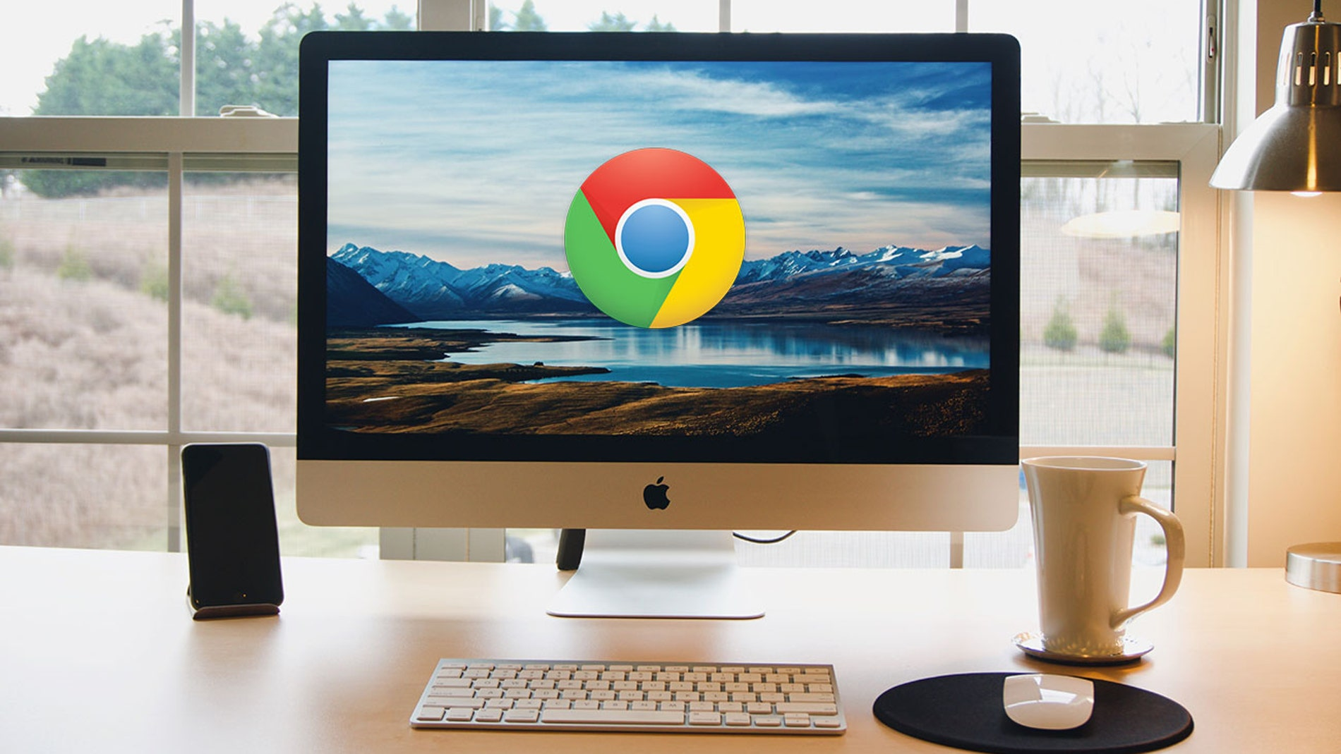 Google Chrome en un Mac