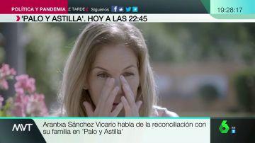 ¿Necesita Arantxa Sánchez Vicario quitarse la imagen de hija mala tras denunciar a sus padres? Así contesta a Mamen Mendizábal