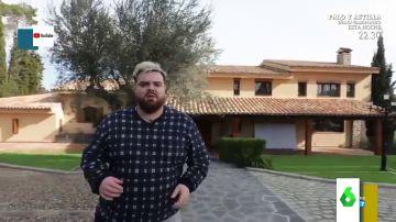 Ibai Llanos presenta su mansión en Barcelona: así es su impresionante casa con discoteca, sala de cine y jacuzzi