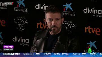 Estos son los detalles de la Gala de los Goya que han revelado Antonio Banderas y María Casado