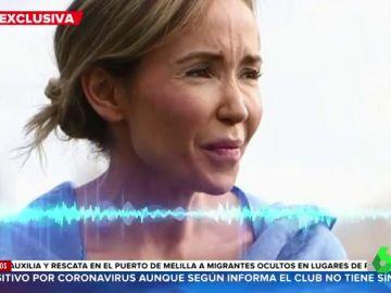 """La exmujer de Mainat habla con Aruser@s desde la cárcel: """"Yo salvé la vida de mi marido"""""""