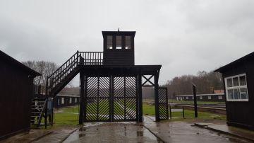 Museo Stutthof (Polonia), en el antiguo campo de concentración nazi del mismo nombre