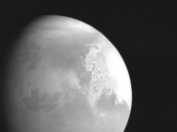 Así es Marte se ve Marte desde 2 millones del kilómetros