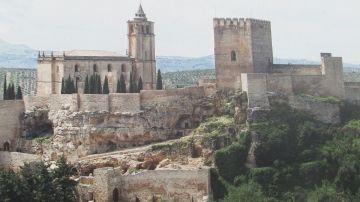 Fortaleza de la Mota. Jaén
