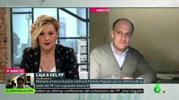 """Urreiztieta (El Mundo): """"Bárcenas apunta que hubo varias 'operaciones Kitchen' en el PP para ver qué facción de la Policía le robaba más material"""""""
