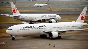 Imagen de archivo de un Boeing 777