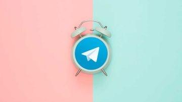 Autodestrucción de mensajes en Telegram