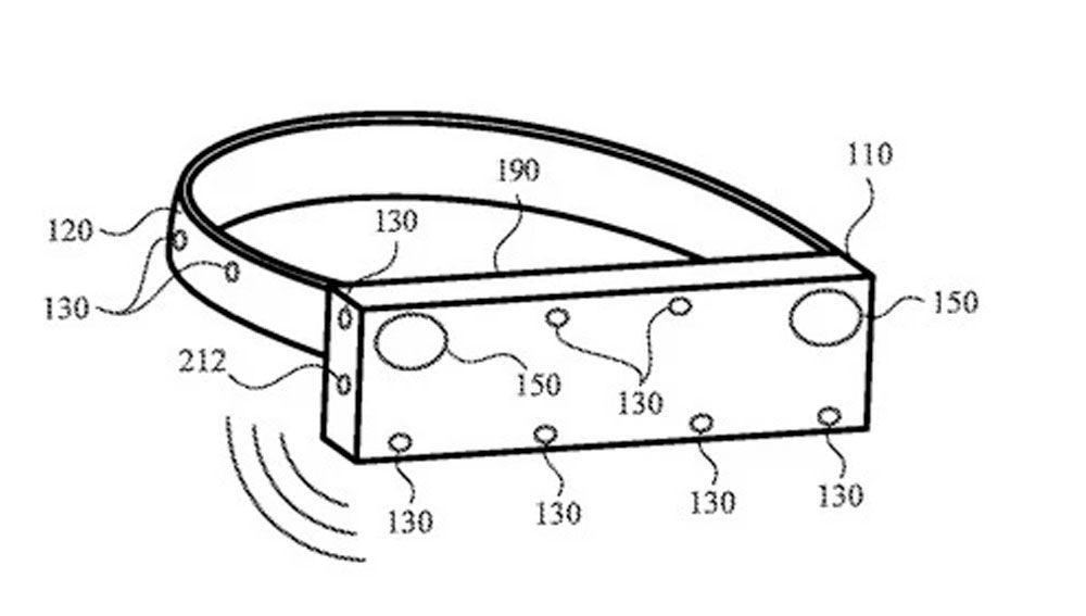 Las gafas AR de Apple podrían localizar de dónde vienen todos los sonidos que detecte