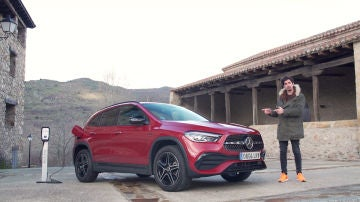 Mercedes-Benz GLA 250e