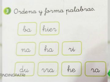 La sorprendente respuesta de un niño en sus deberes que impresiona a Dani Mateo