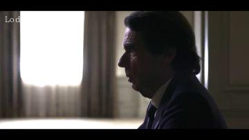"""La pregunta de Jordi Évole en su entrevista a Aznar: """"Hace mucho tiempo que le persigo, ¿por qué ahora ha dicho que sí?"""""""