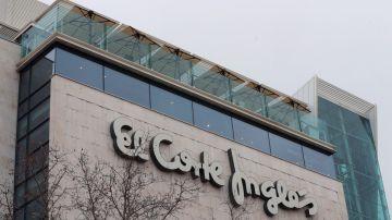 Edificio de El Corte Inglés.