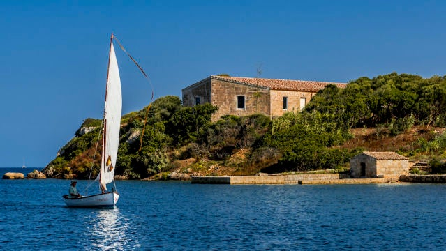 Hauser & Wirth Menorca on Isla del Rey
