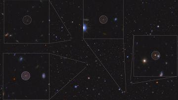 El Gran Telescopio Canarias descubre el mayor cumulo de galaxias del universo primitivo
