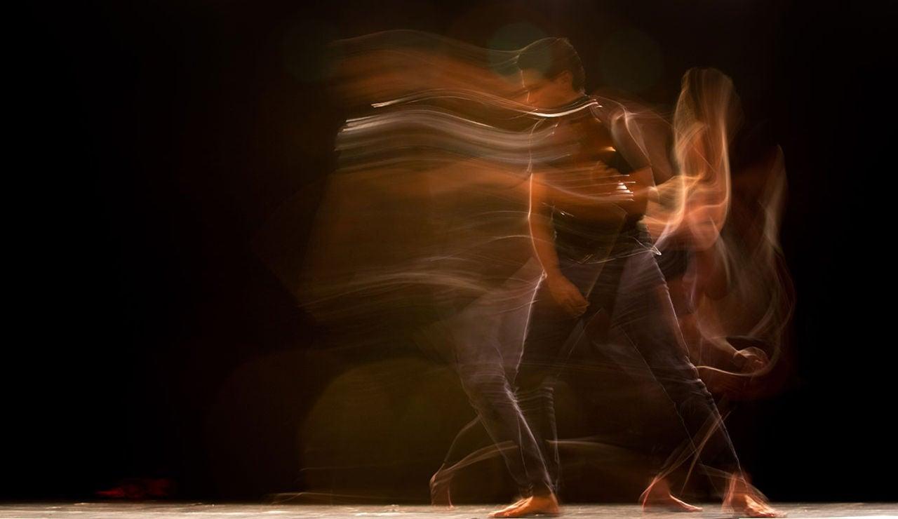 Una imagen representando movimiento