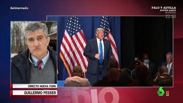 El análisis de Fesser de la reaparición de Trump