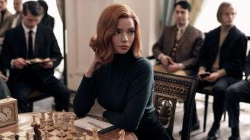 Fotograma de la serie de Netflix 'Gambito de Dama'