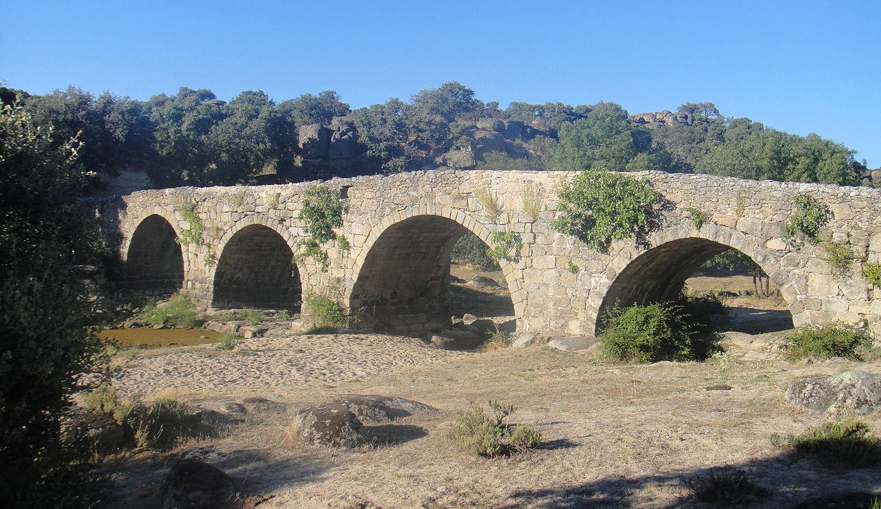 Puente Mocho, Salamanca
