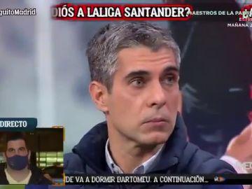 """José Luis Sánchez: """"Jugando como ante la Real, el Madrid es el primer candidato en LaLiga"""""""