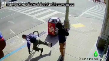Aumentan los ataques a personas asiáticas en Estados Unidos durante la pandemia