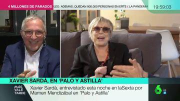 """Las palabras de Sardà sobre su hermana Rosa María nueve meses después de su fallecimiento: """"Teníamos una relación inmejorable"""""""