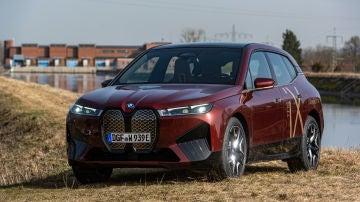BMW iX y BMW i4