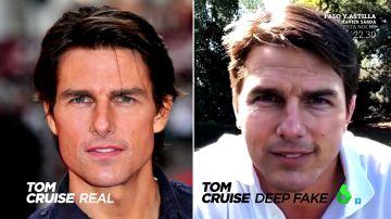 La aplicación que te permitirá convertirte en el famoso que quieras: así es el doble de Tom Cruise que arrasa en TikTok