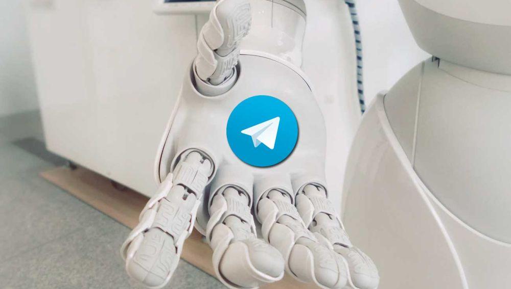 Los bots añaden funciones a Telegram sin necesidad de instalar nada