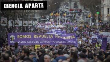 Manifestación del 8M (Archivo)
